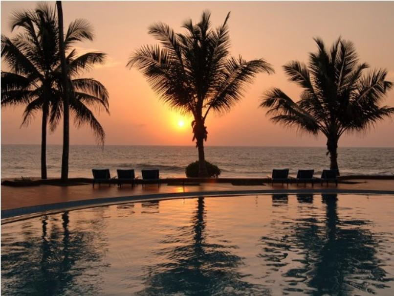 Hotel Induruwa Beach Hotel (fotografie 9)