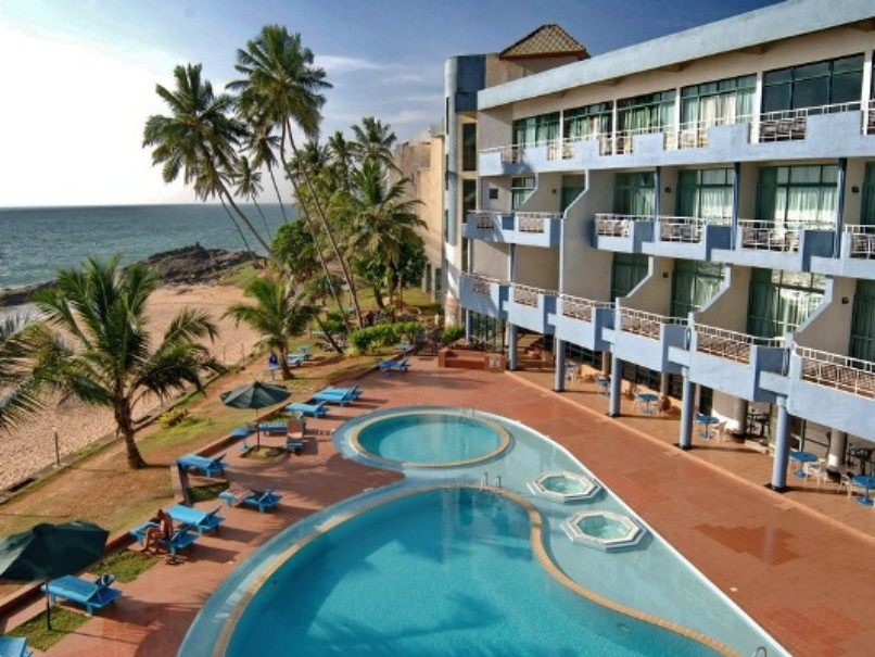 Hotel Induruwa Beach Hotel (fotografie 10)
