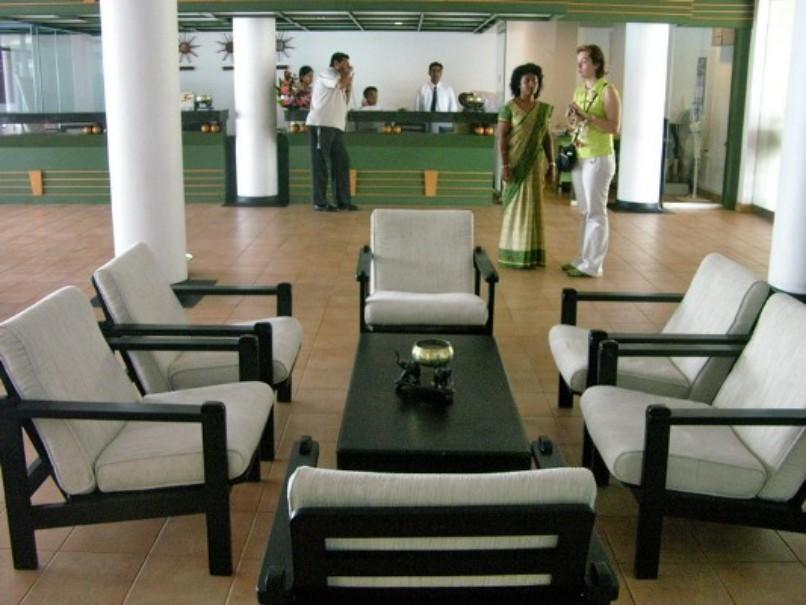 Hotel Induruwa Beach Hotel (fotografie 11)
