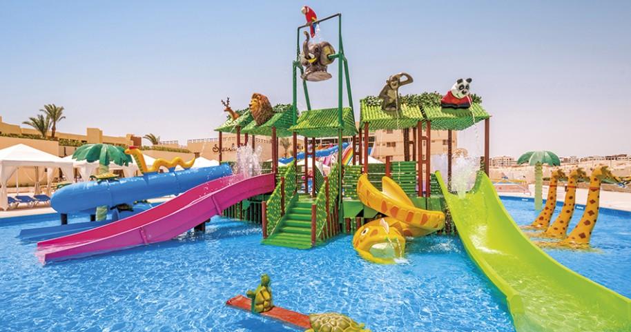 Hotel Sunny Days Resort Spa & Aqua Park (fotografie 32)