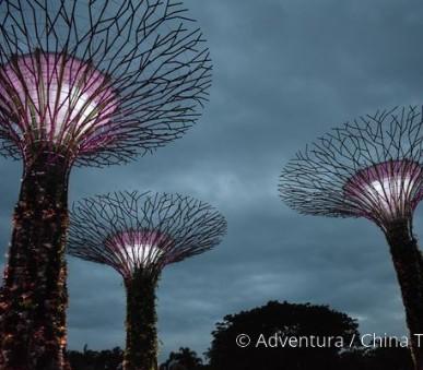 Stylově z Bangkoku do Singapuru (hlavní fotografie)