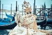 Za světoznámým karnevalem masek a návštěvou Benátek (fotografie 1)