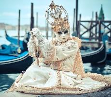 Proslulý karneval v romantických Benátkách