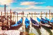 Proslulý karneval v romantických Benátkách (fotografie 10)