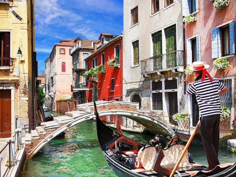 Za světoznámým karnevalem masek a návštěvou Benátek (fotografie 4)