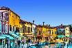 Za světoznámým karnevalem masek a návštěvou Benátek (fotografie 5)