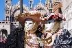 Za světoznámým karnevalem masek a návštěvou Benátek (fotografie 6)