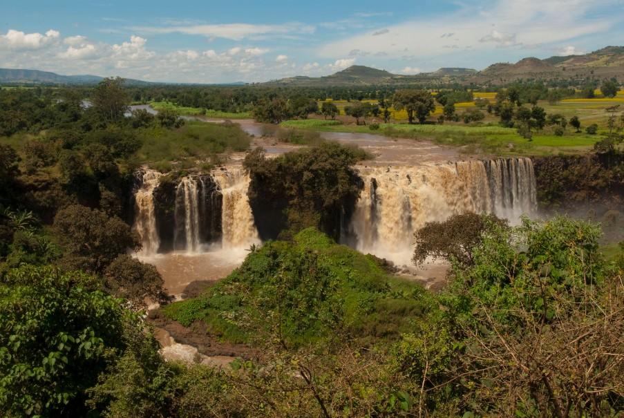 Etiopie - Historický sever a etnický jih (fotografie 2)