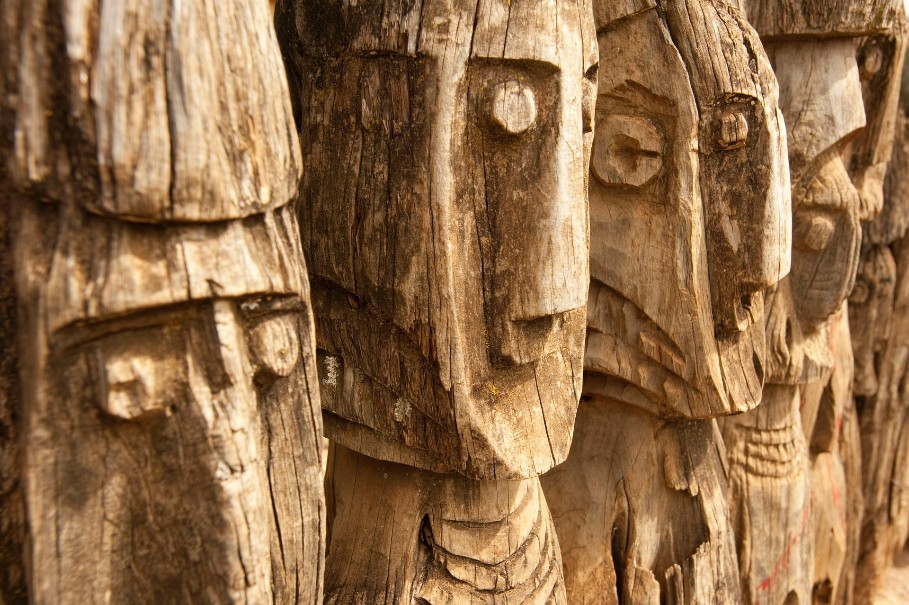 Etiopie - Historický sever a etnický jih (fotografie 6)