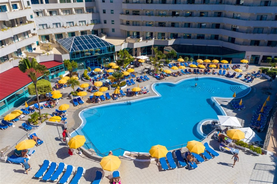 Gran Hotel Turquesa Playa (fotografie 13)