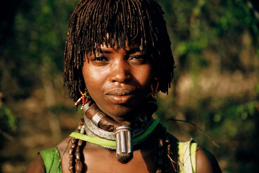 Etnicky pestrá Etiopie - Tajemný festival Donga (fotografie 3)
