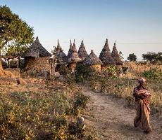 Kamerun - barevná Afrika
