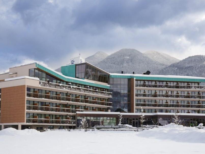 Bohinj Eco Hotel (fotografie 1)