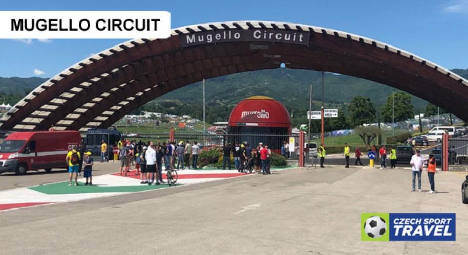 Moto GP - Velká Cena Itálie 2020 (fotografie 13)