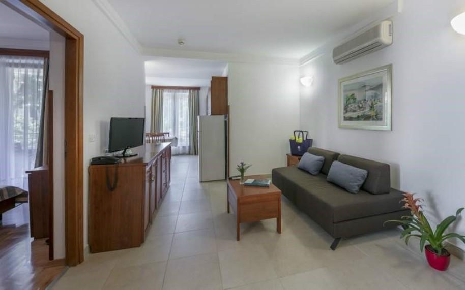 Apartmány Punta (fotografie 5)