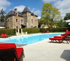 Chatky Les Cottages De La Bretesche