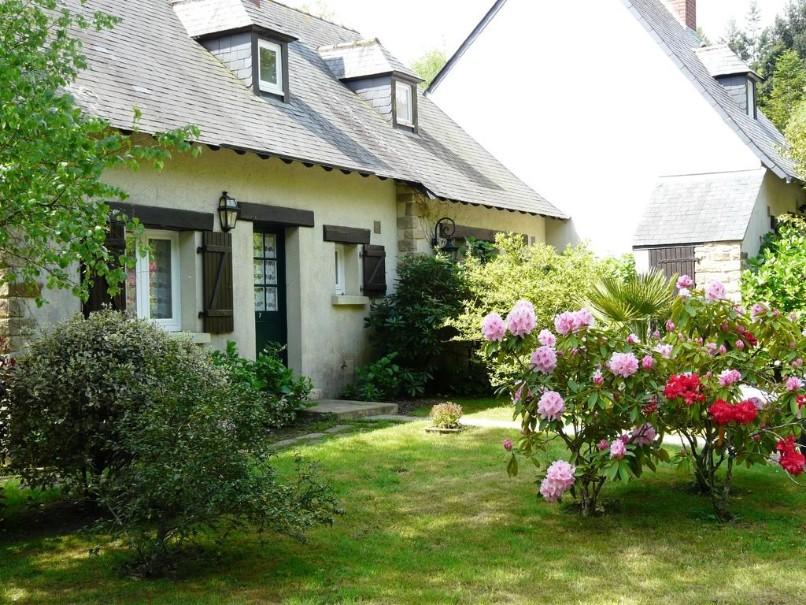 Chatky Les Cottages De La Bretesche (fotografie 2)