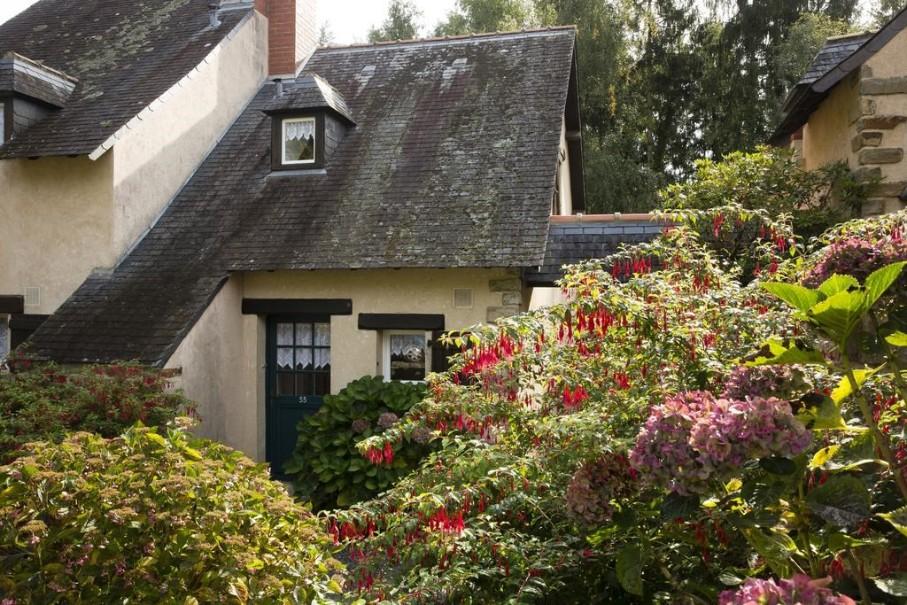 Chatky Les Cottages De La Bretesche (fotografie 4)