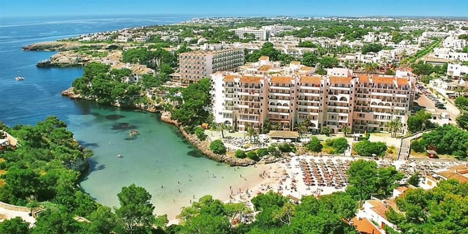 Hotel Barcelo Ponent Playa (fotografie 1)