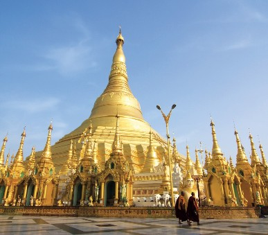 Za tajemstvím Myanmarských chrámů s pobytem u moře