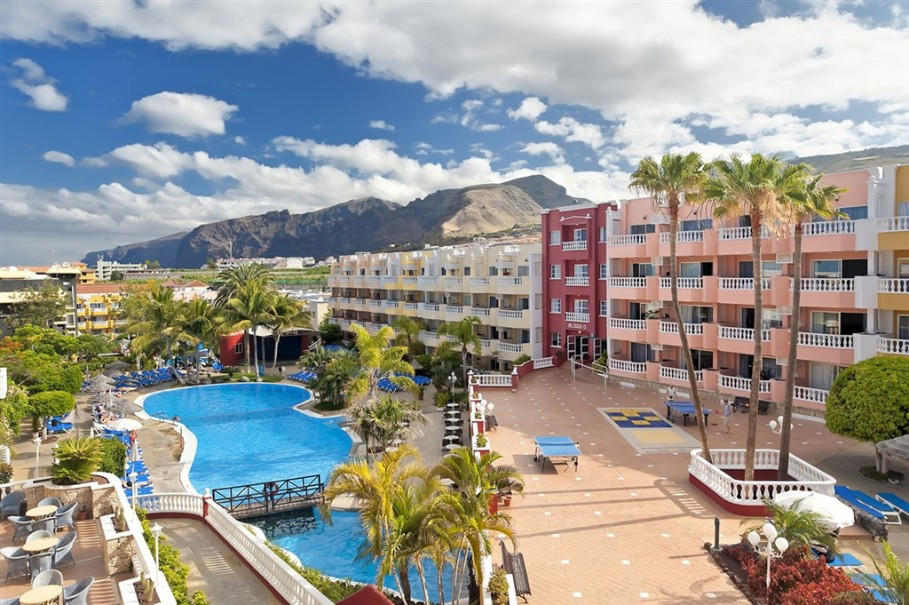 Hotelový komplex Allegro Isora (fotografie 1)