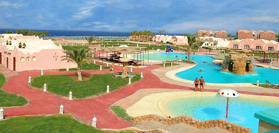 Hotel Onatti Beach Resort (fotografie 2)