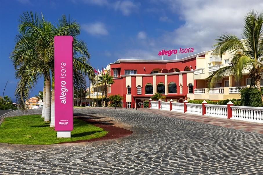 Hotelový komplex Allegro Isora (fotografie 2)