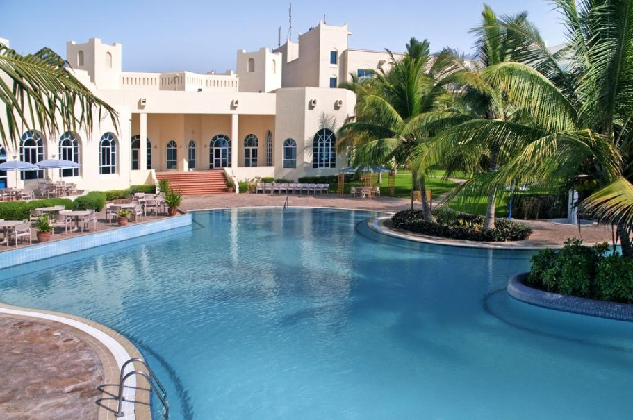 Hotel Hilton Salalah Resort (fotografie 3)