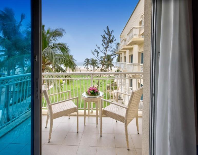 Hotel Hilton Salalah Resort (fotografie 10)