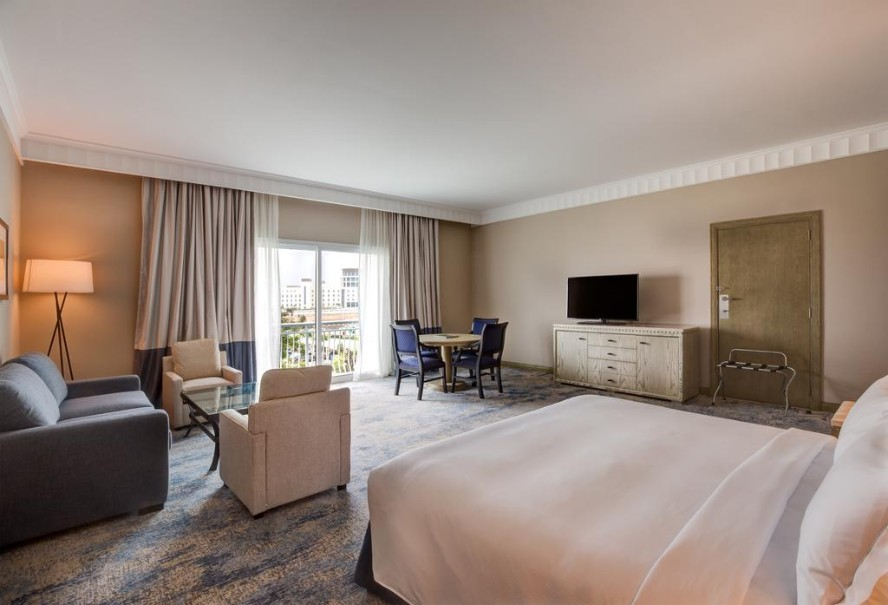 Hotel Hilton Salalah Resort (fotografie 13)