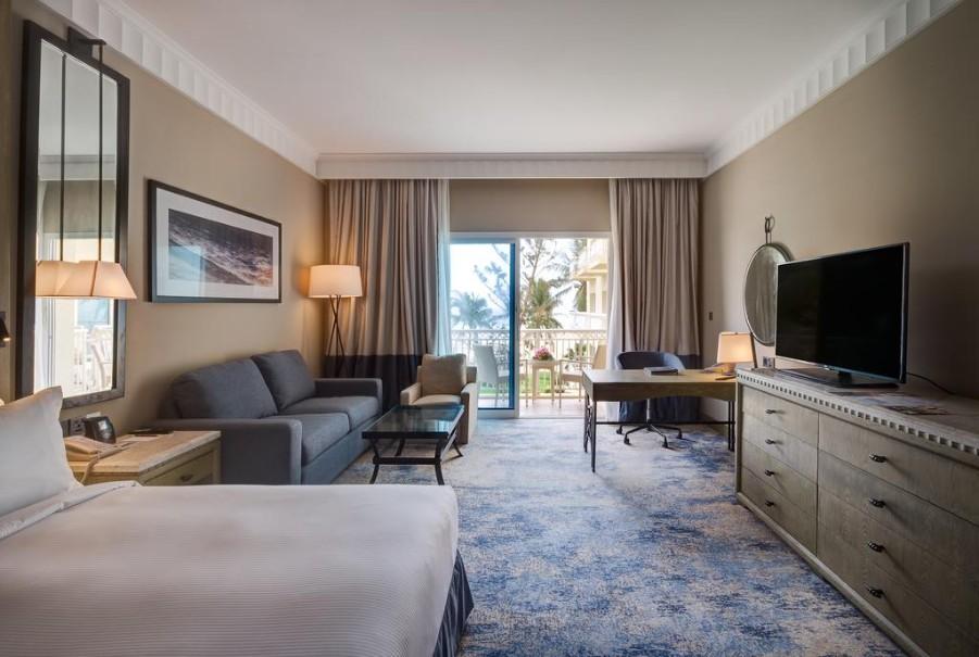 Hotel Hilton Salalah Resort (fotografie 15)