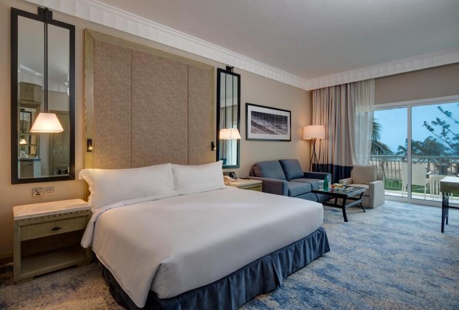 Hotel Hilton Salalah Resort (fotografie 16)