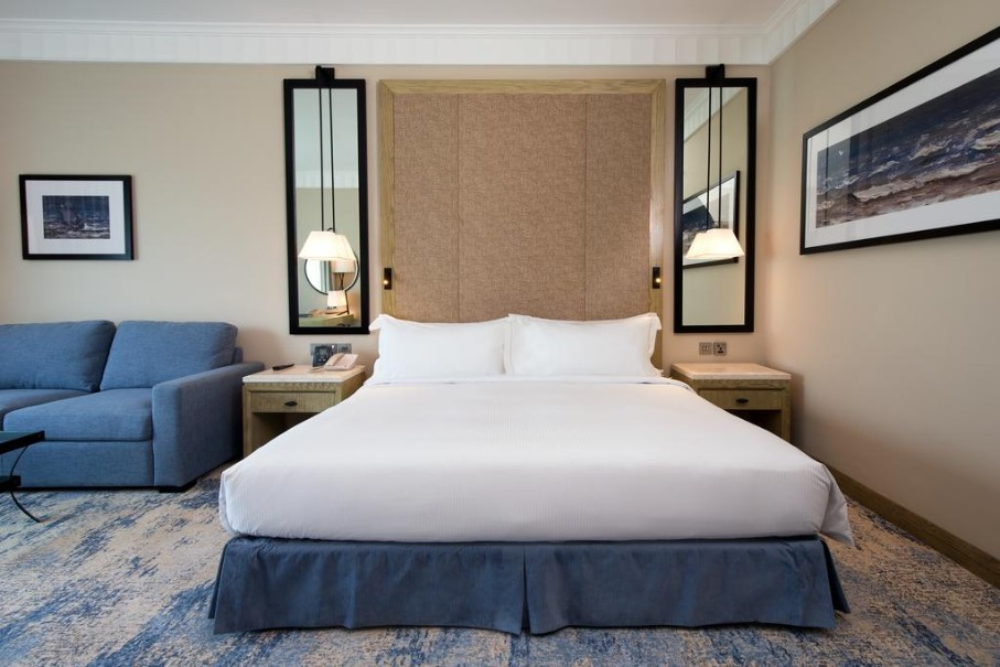 Hotel Hilton Salalah Resort (fotografie 17)