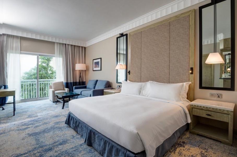 Hotel Hilton Salalah Resort (fotografie 18)