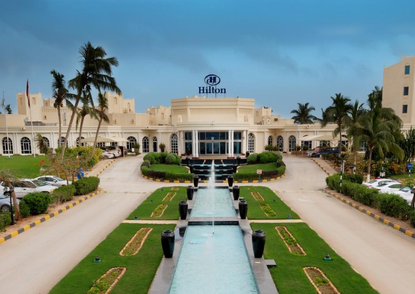 Hotel Hilton Salalah Resort (fotografie 20)