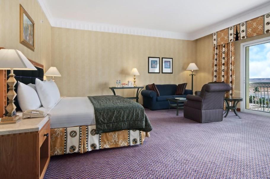 Hotel Hilton Salalah Resort (fotografie 21)