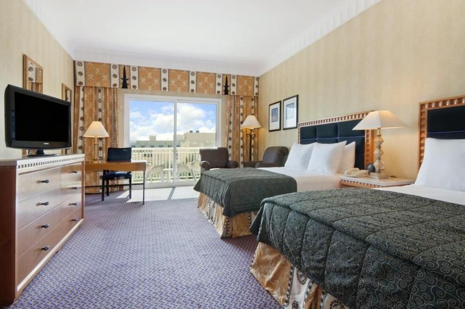 Hotel Hilton Salalah Resort (fotografie 22)
