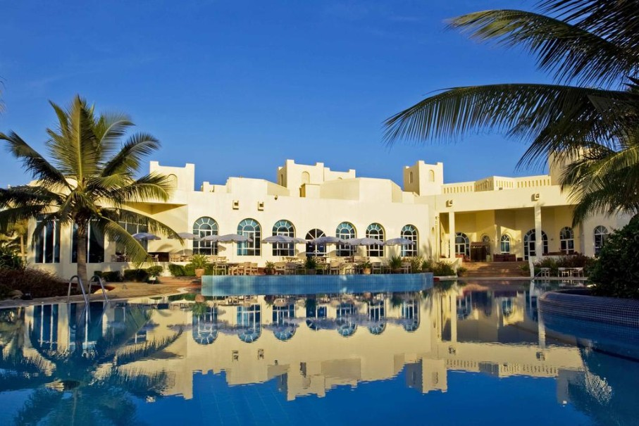 Hotel Hilton Salalah Resort (fotografie 1)