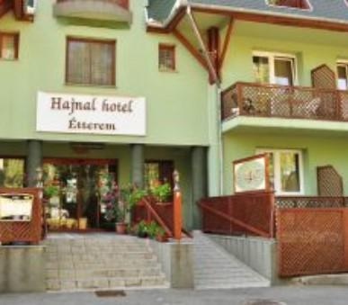Hotel Hajnal (hlavní fotografie)