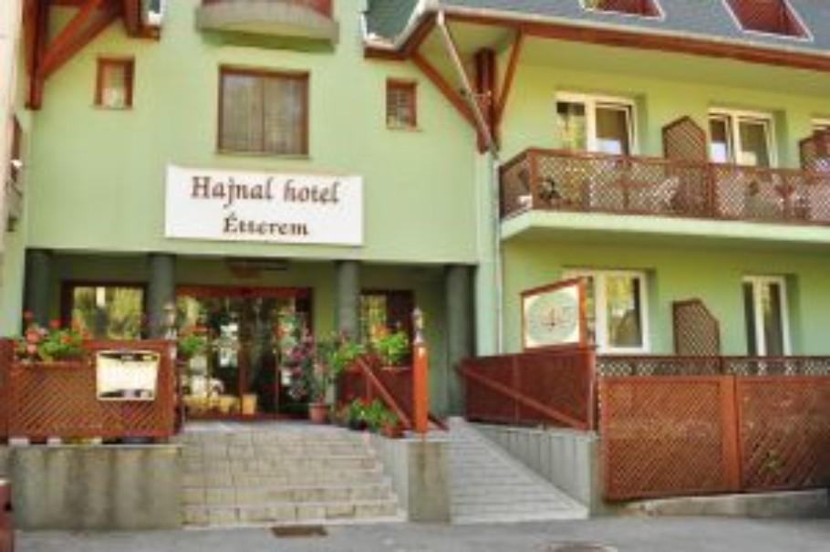 Hotel Hajnal (fotografie 1)