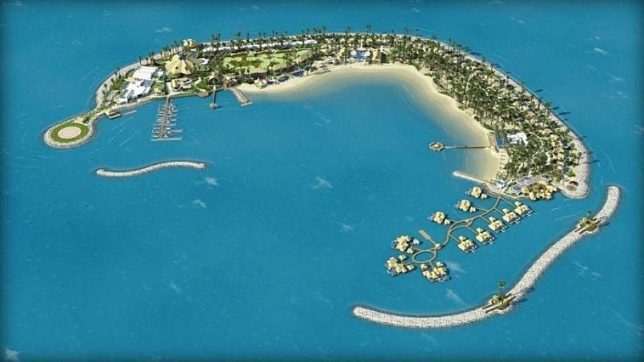 Hotelový komplex Banana Island Resort Doha By Anantara (fotografie 9)