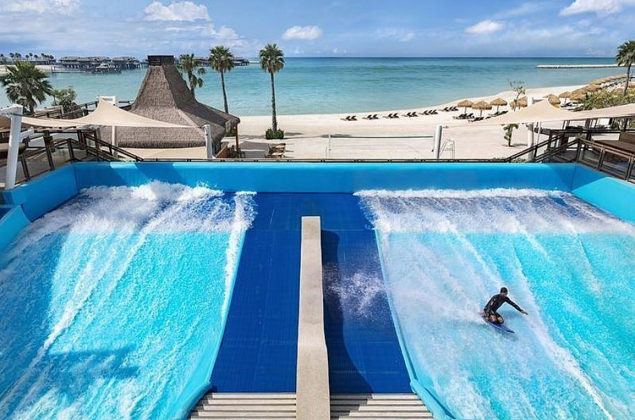 Hotelový komplex Banana Island Resort Doha By Anantara (fotografie 22)