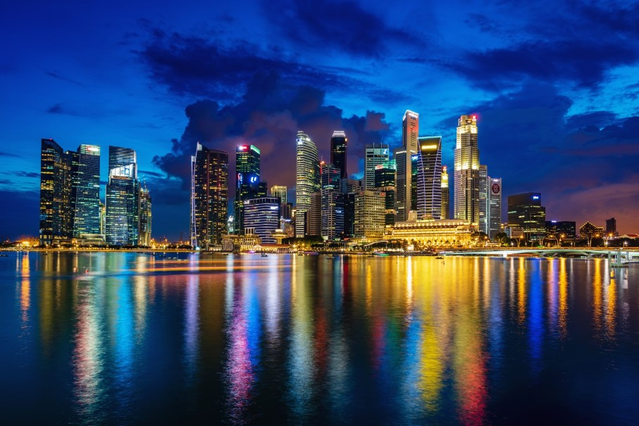 Ze Singapuru do Bangkogu (fotografie 10)
