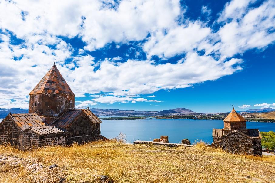 Arménie - Gruzie (fotografie 1)