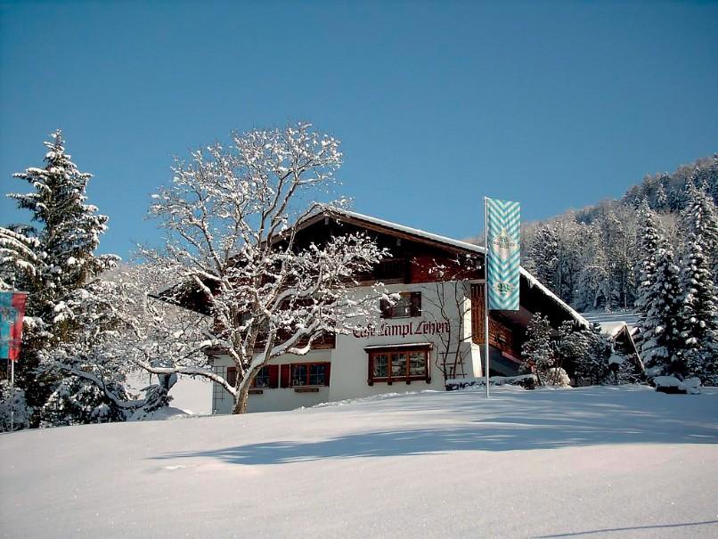 Hotel Lampllehen (fotografie 1)