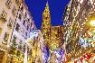 Advent v Německu a Francii: Amberg, Norimberk, Štrasburk (fotografie 2)