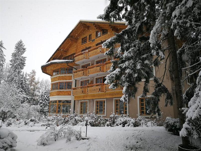 Hotel Ribno (fotografie 1)