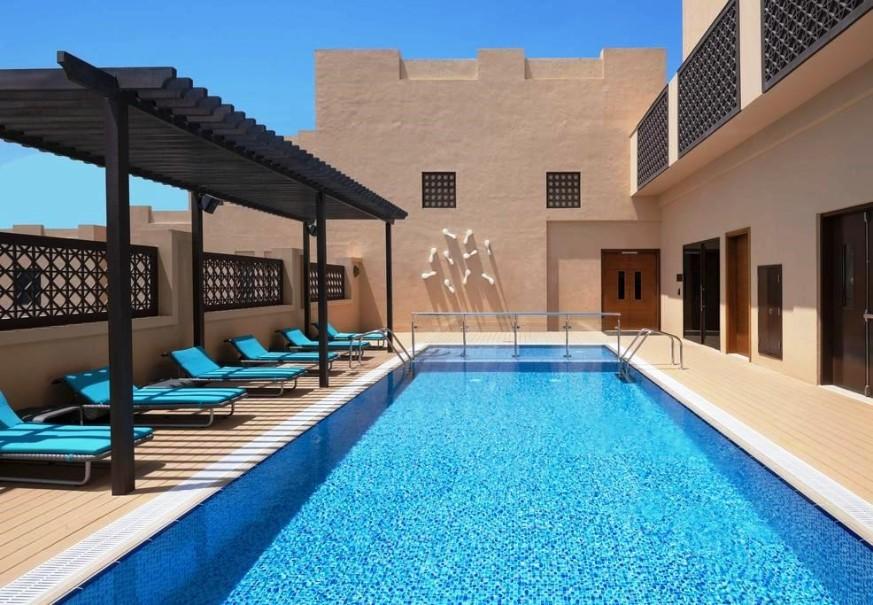 Hotel Hyatt Place Dubai Wasl District (fotografie 2)