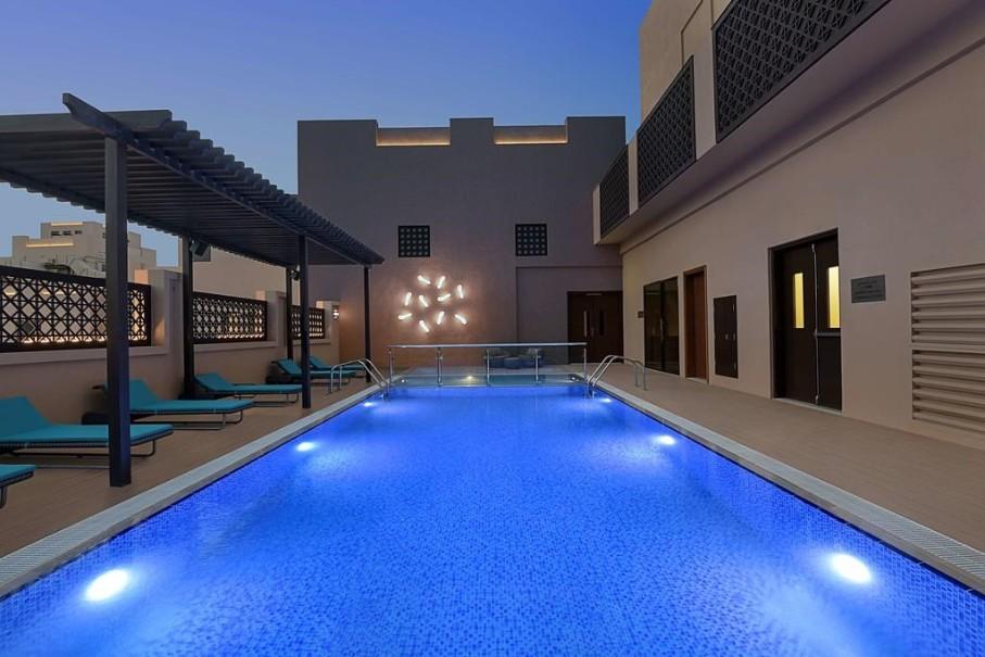 Hotel Hyatt Place Dubai Wasl District (fotografie 3)
