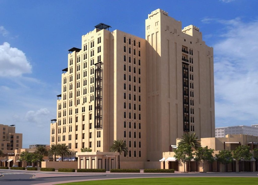 Hotel Hyatt Place Dubai Wasl District (fotografie 1)